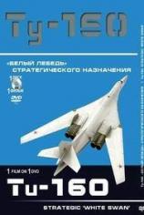 """Ту-160. """"Белый лебедь"""" стратегического назначения"""