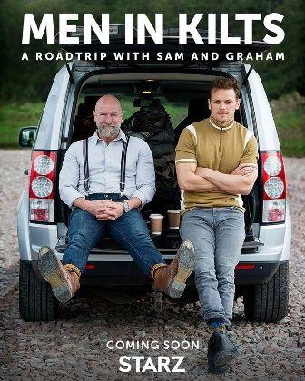 Сериал Люди в килтах: Дорожные приключения с Сэмом и Грэмом смотреть онлайн бесплатно все серии