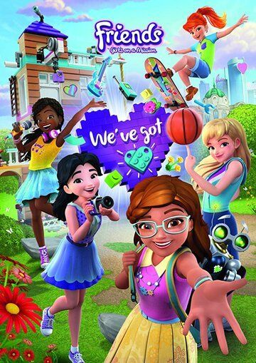 Сериал Lego Friends: Девчонки на задании смотреть онлайн бесплатно все серии