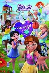 Lego Friends: Девчонки на задании