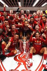 Футбольный клуб Ливерпуль: путь длиною в 30 лет