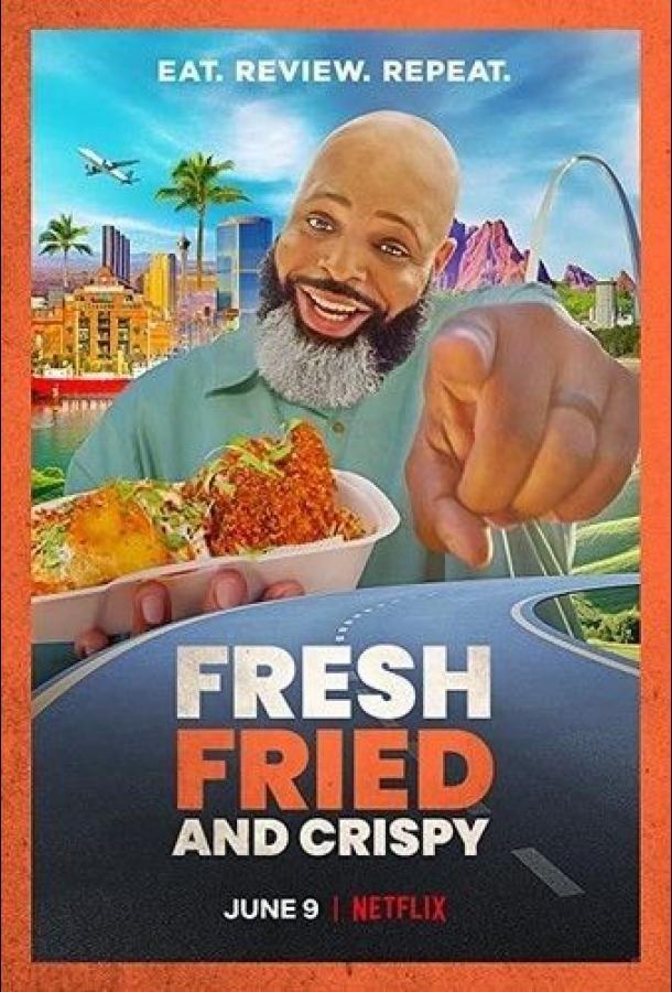 Сериал Fresh, Fried & Crispy смотреть онлайн бесплатно все серии