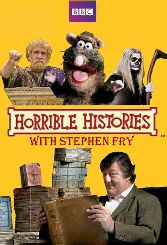 Сериал Ужасные истории со Стивеном Фраем смотреть онлайн бесплатно все серии