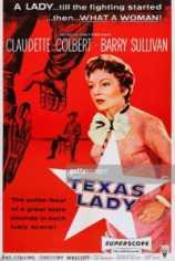 Техасская леди
