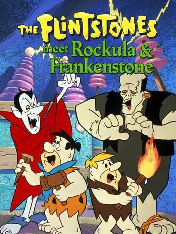 Флинтстоуны встречают Рокулу и Франкенстоуна 1979 смотреть онлайн бесплатно