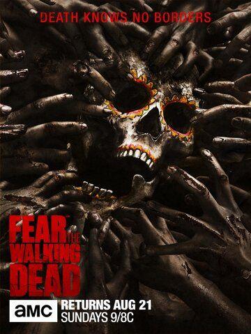 Сериал Бойтесь ходячих мертвецов смотреть онлайн бесплатно все серии