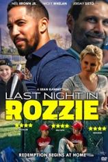 Последняя ночь в Роззи