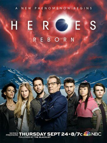 Сериал Герои: Возрождение смотреть онлайн бесплатно все серии