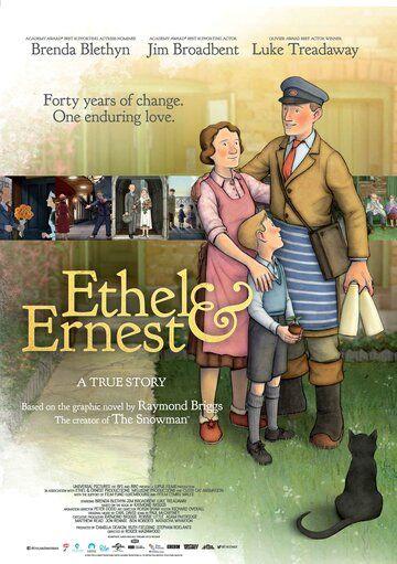 Этель и Эрнест 2016 смотреть онлайн бесплатно