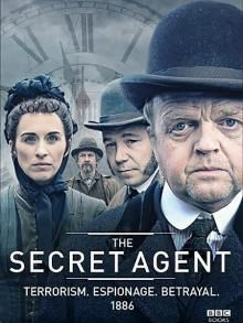 Сериал Секретный агент смотреть онлайн бесплатно все серии