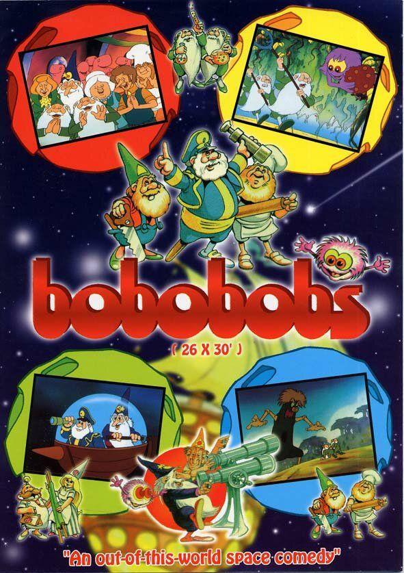 Сериал Бобы Боу-Боу смотреть онлайн бесплатно все серии