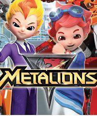 Сериал Металионы смотреть онлайн бесплатно все серии