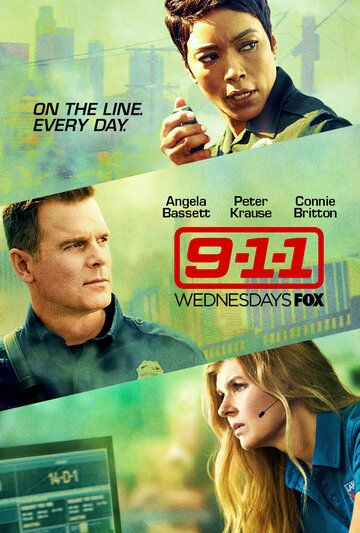 Сериал 9-1-1 / 911 служба спасения смотреть онлайн бесплатно все серии
