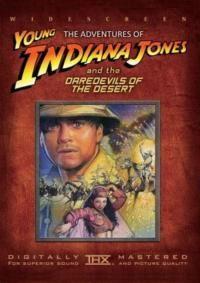 Сериал Приключения молодого Индианы Джонса: Война в пустыне смотреть онлайн бесплатно все серии