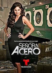 Сериал Сеньора Асеро смотреть онлайн бесплатно все серии