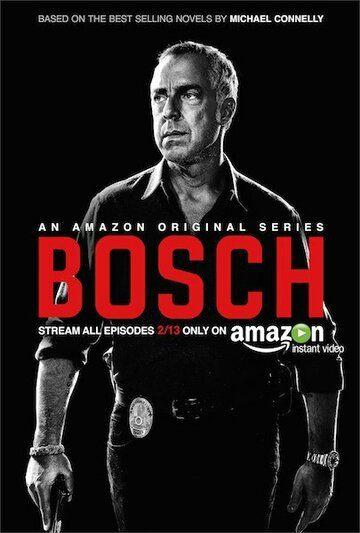 Сериал Босх смотреть онлайн бесплатно все серии